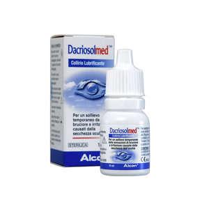 Dacriosolmed - Collirio lubrificante per occhi secchi
