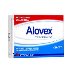 Alovex - Cerotti