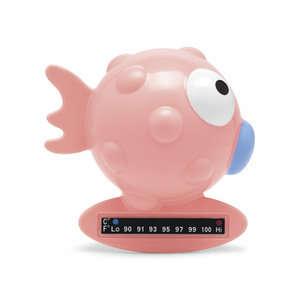 Chicco - Termometro da bagno - Pesce Rosa