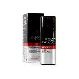 Lierac - Homme - Fluido Riparatore Anti-rughe