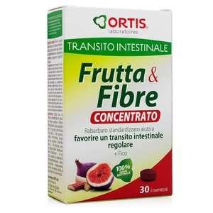 Frutta E Fibre - Concentrato - 30 compresse