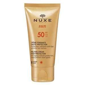 Nuxe - Sun - Crema Fondente Altissima Protezione SPF50