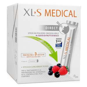 Xls - Direct - Stick in polvere oroslubile - 1 mese di trattamento
