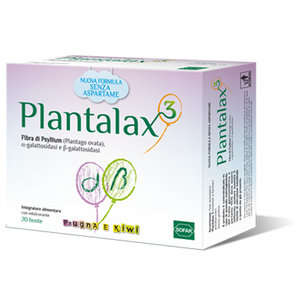 Plantalax - Prugna e Kiwi - Integratore Alimentare