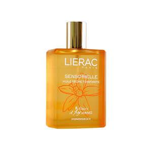 Lierac - Trattamento corpo idratante e tonificante - Huile Fraiche Tonifiante - 3 Fleurs d'Agrumes