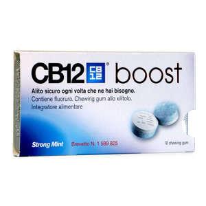 Cb12 - Integratore alimentare in Chewing Gum - Boost