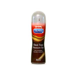 Durex - Gel siliconico - Real Feel - Pleasure Gel
