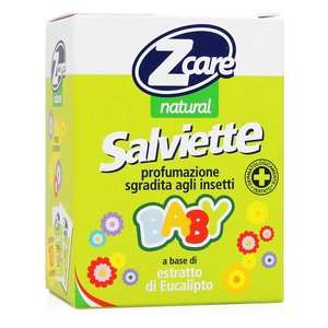 Zcare - Natural - Salviette Baby