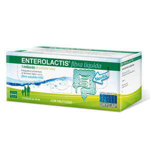 Enterolactis - Fibra Liquida - Integratore Alimentare