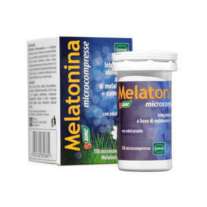 Sirc - Melatonina Microcompresse - Integratore Alimentare