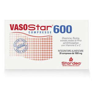 Vasostar - 600 - Compresse