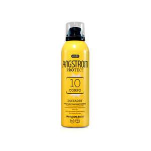 Angstrom - Protect - Spray Protezione Solare Corpo Instadry SPF10