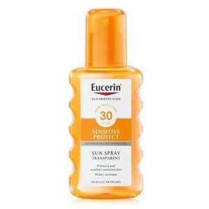 Eucerin - Sun Spray protezione solare Transparent - SPF 30