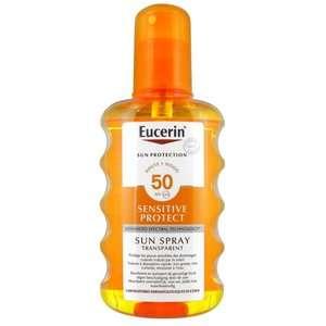 Eucerin - Sun Spray Transparent - SPF 50+