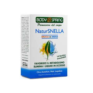 Body Spring - Natursnella - Brucia e Drena - Integratore Alimentare