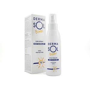 Dermasol - Latte protezione solare Spray per Bambini SPF 50