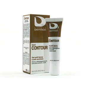 Dermon - Xpert - Contour - Gel anti-occhiaie