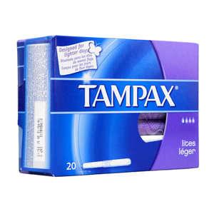 Tampax - Lites