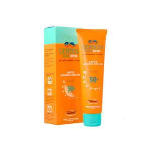Lichtena - Sole Bimbi - Latte Protezione Solare Molto Alta 50+
