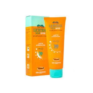 Lichtena - Sole Bimbi - Latte Protezione Alta SPF30
