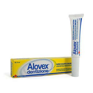 Alovex - Dentizione - Gel Orale