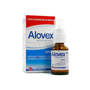 Alovex - Protezione attiva - Spray