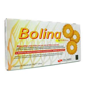 Bolina - Biscotto con fibre naturali