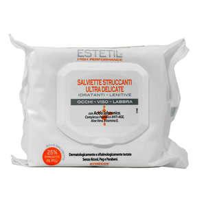 Estetil - Salviette Struccanti - Ultra Delicate