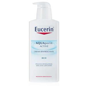 Eucerin - Aquaporin - Riche - Crema Rinfrescante