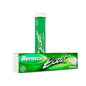 Berocca - Boost - 15 compresse effervescenti