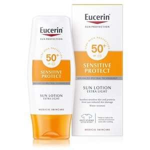 Eucerin - Sun Lotion Protezione Solare Altissima - SPF 50