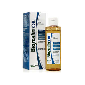 Bioscalin - Oil Shampoo - Antiforfora