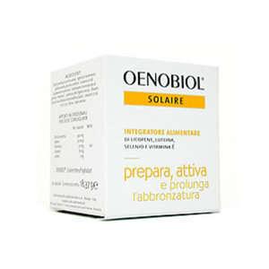 Oenobiol - Solaire - Intensif - Integratore alimentare per l'abbronzatura