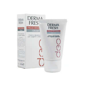Dermafresh - Crema Pelle Sensibile - Silver