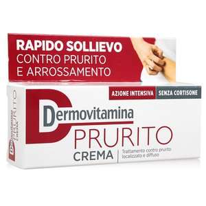 Dermovitamina - Prurito - Crema
