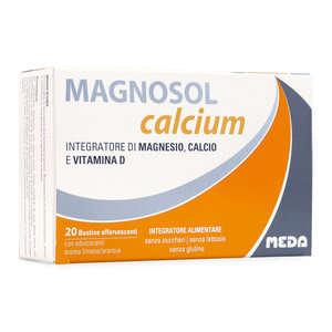 Magnosol - Calcium - Integratore Aliementare