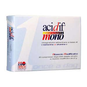 Acidif - Integratore Alimentare - Mono