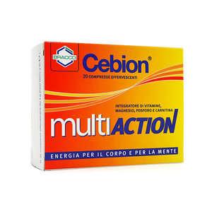 Cebion - Integratore alimentare con magnesio - Multiaction