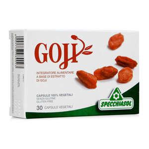 Specchiasol - Integratore antiossidante in Capsule - Goji