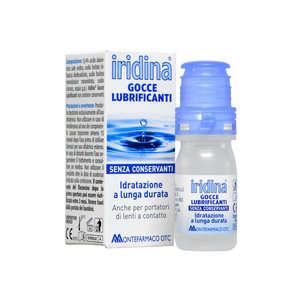 Iridina - Gocce Lubrificanti