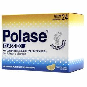 Polase - Gusto Limone - Integratore Alimentare 24 Buste