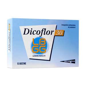 Dicoflor - Integratore alimentare per fermenti lattici vivi in Bustine