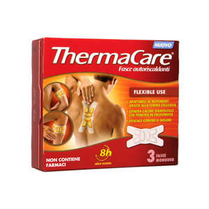 Thermacare - Flexible Use - Fasce autoriscaldanti