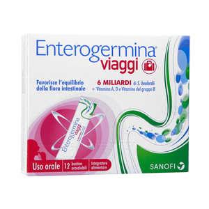 Enterog - Enterogermina Viaggi