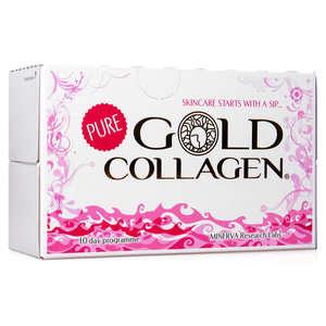 Pure Gold Kollagen - Flaconcini