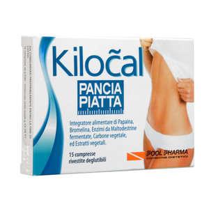 Kilocal - Pancia Piatta - Integratore Alimentare