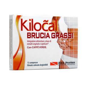 Kilocal - Integratore alimentare - Brucia Grassi