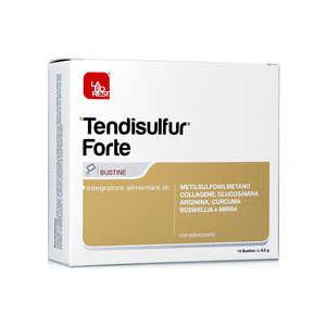 Tendisulfur - Integratore alimentare Forte - Bustine