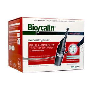 Bioscalin - Fiale Anticaduta Sincrobiogenina - Donna