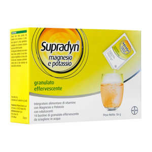 Supradyn - Magnesio e Potassio - Integratore Alimentare